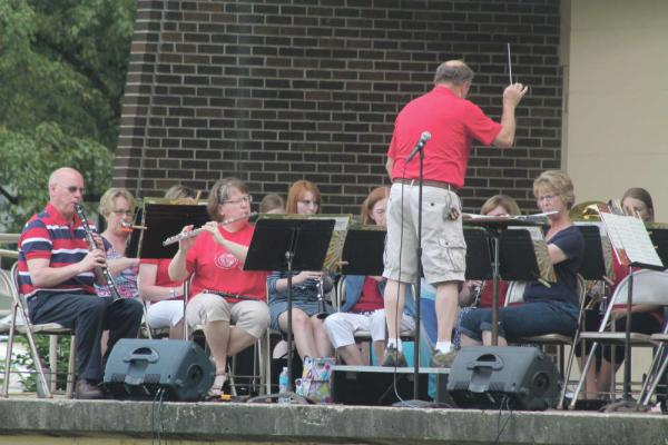 Spencer Municipal Band